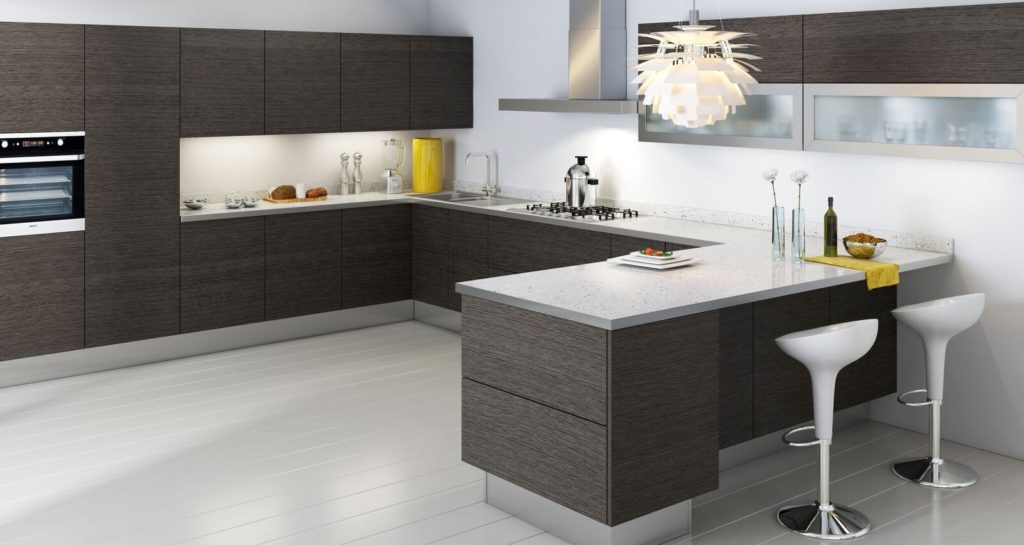 Aspen Oak Kitchen